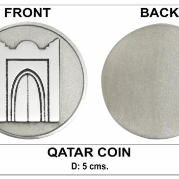 QATAR COIN