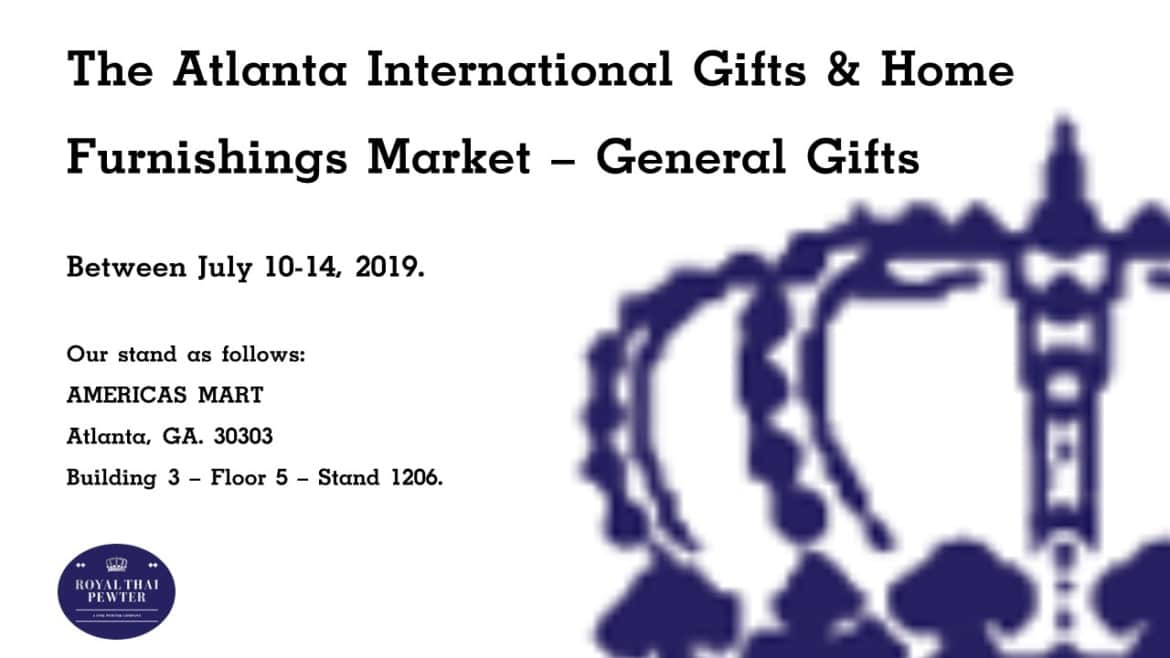 The Atlanta International Gifts & Home Furnishings Market